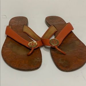 TORY BURCH THORA SANDALS size 7M